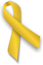 September is Childhood Cancer Awareness Month.